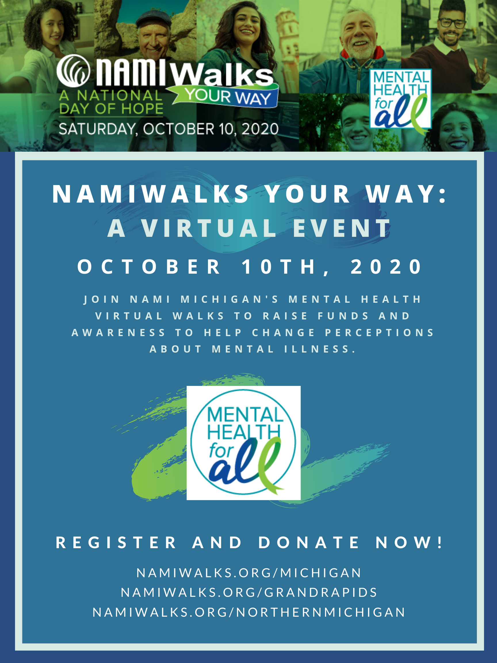 Namiwalks Your Way Poster All3